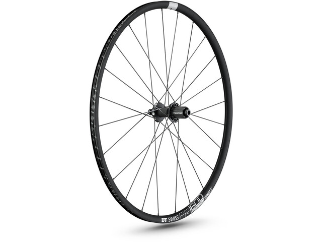 "DT Swiss PR 1600 Dicut 21 Rear Wheel 29"" Alu CL 142/12mm TA Shimano, black"